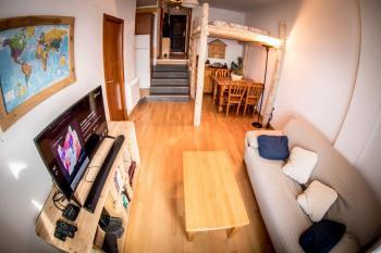 Alquier de Apartamento en Sierra Nevada, Granada para un máximo de 6 personas con  1 dormitorio