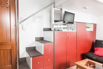 Alquier de Estudio en Granada, Granada para un máximo de 2 personas con  1 dormitorio
