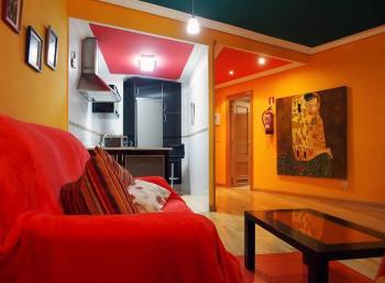 Alquier de Apartamento en Mendavia, Navarra para un máximo de 2 personas con  1 dormitorio