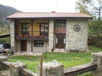 Alquier de Casa rural en Socueva, Asturias para un máximo de 10 personas con 3 dormitorios