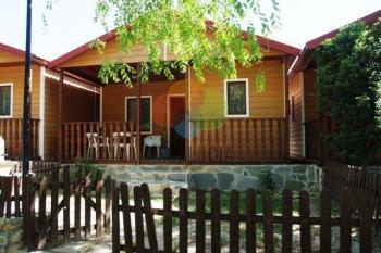 Alquier de Bungalow en Órgiva, Granada para un máximo de 4 personas con 2 dormitorios
