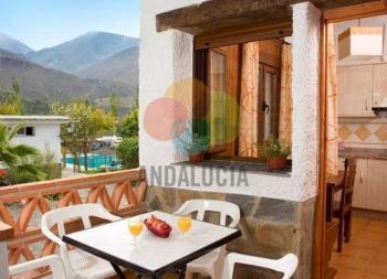 Alquier de Bungalow en Órgiva, Granada para un máximo de 2 personas con  1 dormitorio