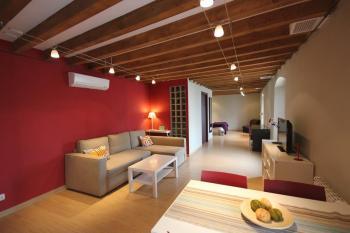 Alquier de Apartamento en Malpartida de Plasencia, Cáceres para un máximo de 4 personas con  1 dormitorio
