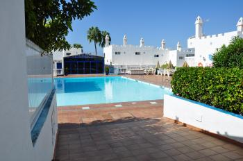 Alquier de Apartamento en San Bartolomé de Tirajana, Las Palmas para un máximo de 4 personas con  1 dormitorio