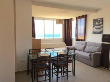 Alquier de Apartamento en Tarifa, Cádiz para un máximo de 5 personas con  1 dormitorio