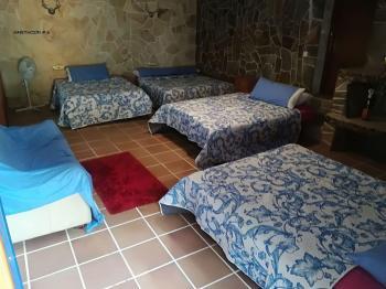Alquier de Casa rural en Sant Antoni de Villamajor, Barcelona para un máximo de 8 personas con  1 dormitorio