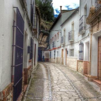 Alquier de Casa rural en Setenil de las Bodegas, Cádiz para un máximo de 6 personas con 3 dormitorios