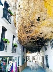Alquier de Casa rural en Setenil de las Bodegas, Cádiz para un máximo de 4 personas con 2 dormitorios
