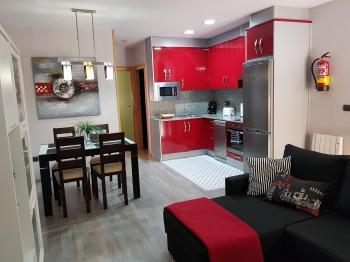 Alquier de Apartamento en Teruel, Teruel para un máximo de 5 personas con 2 dormitorios