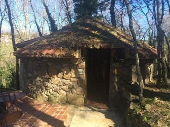 Alquier de Cabaña en Arenas de San Pedro, Ávila para un máximo de 2 personas con  1 dormitorio
