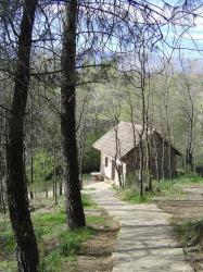 Alquier de Cabaña en Arenas de San Pedro, Ávila para un máximo de 4 personas con  1 dormitorio