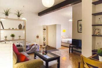 Alquier de Apartamento en Madrid, Madrid para un máximo de 6 personas con  1 dormitorio