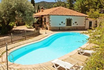 Alquier de Casa rural en Villacarrillo, Jaén para un máximo de 10 personas con 4 dormitorios