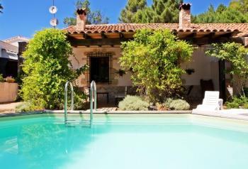 Alquier de Casa rural en Villacarrillo, Jaén para un máximo de 7 personas con 3 dormitorios