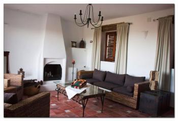 Alquier de Casa rural en Villacarrillo, Jaén para un máximo de 8 personas con 4 dormitorios