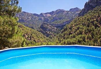 Alquier de Casa rural en Cazorla, Jaén para un máximo de 7 personas con 3 dormitorios