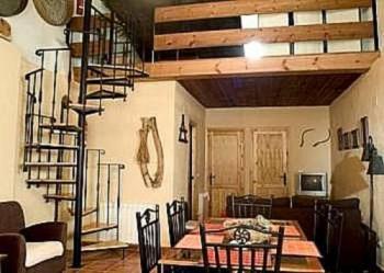 Alquier de Casa rural en Puebla de San Miguel, Valencia para un máximo de 6 personas con 3 dormitorios