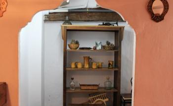 Alquier de Casa rural en Puebla de San Miguel, Valencia para un máximo de 4 personas con 2 dormitorios