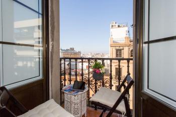 Alquier de Apartamento en Sevilla, Sevilla para un máximo de 5 personas con  1 dormitorio