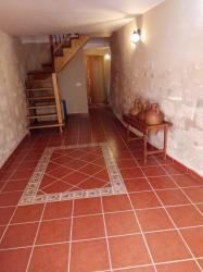 Alquier de Casa rural en Cuevas de Cañart, Teruel para un máximo de 7 personas con 3 dormitorios
