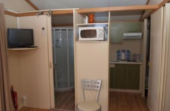Alquier de Bungalow en Barbate, Cádiz para un máximo de 5 personas con 2 dormitorios