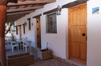 Alquier de Casa rural en Barbate, Cádiz para un máximo de 15 personas con 5 dormitorios