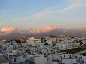 Alquier de Apartamento en Vejer de la Frontera, Cádiz para un máximo de 4 personas con 2 dormitorios