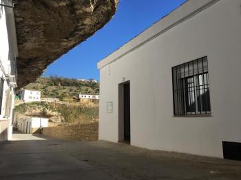 Alquier de Apartamento en Setenil de las Bodegas, Cádiz para un máximo de 2 personas con  1 dormitorio