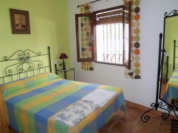 Alquier de Apartamento en Genalguacil, Málaga para un máximo de 4 personas con 2 dormitorios