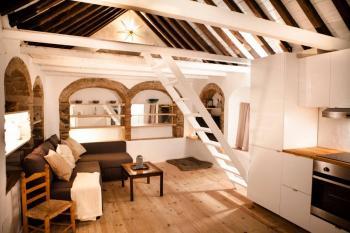 Alquier de Estudio en Tarifa, Cádiz para un máximo de 4 personas con  1 dormitorio