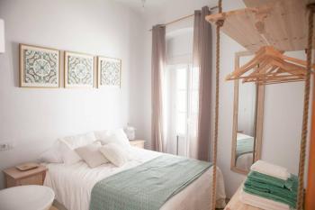 Alquier de Estudio en Tarifa, Cádiz para un máximo de 5 personas con  1 dormitorio