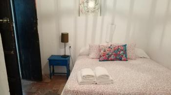 Alquier de Casa en Tarifa, Cádiz para un máximo de 3 personas con  1 dormitorio