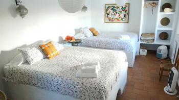 Alquier de Casa en Tarifa, Cádiz para un máximo de 4 personas con  1 dormitorio