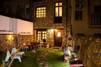 Alquier de Casa rural en Jarandilla de la Vera, Cáceres para un máximo de 10 personas con 5 dormitorios