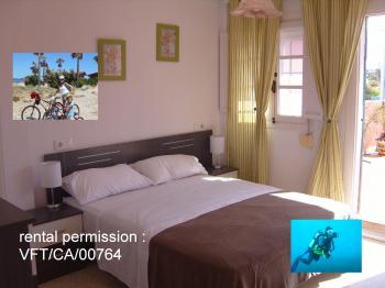 Alquier de Adosado en Algeciras, Cádiz para un máximo de 7 personas con  1 dormitorio