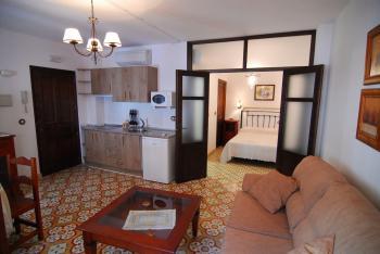 Alquier de Apartamento en Archidona, Málaga para un máximo de 4 personas con  1 dormitorio