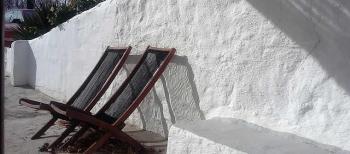 Alquier de Cueva en Baza, Granada para un máximo de 2 personas con  1 dormitorio