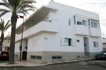 Alquier de Apartamento en Carboneras, Almería para un máximo de 6 personas con 3 dormitorios