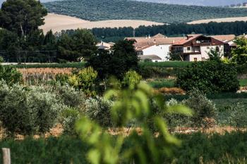 Alquier de Casa rural en Trasmulas, Granada para un máximo de 25 personas con 8 dormitorios