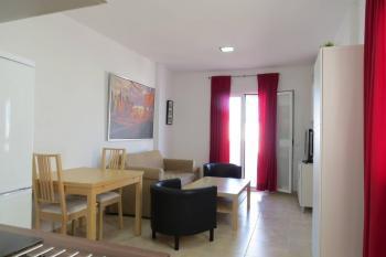 Alquier de Ático en Zahara de los Atunes, Cádiz para un máximo de 4 personas con 2 dormitorios