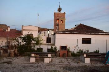 Alquier de Casa rural en Purullena, Granada para un máximo de 5 personas con 2 dormitorios