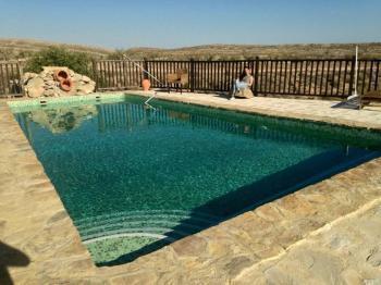Alquier de Casa rural en Corvera, Murcia para un máximo de 14 personas con 7 dormitorios