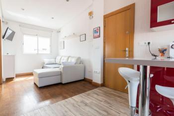 Alquier de Ático en Murcia, Murcia para un máximo de 4 personas con  1 dormitorio