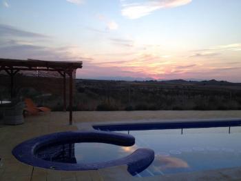 Alquier de Casa rural en Murcia, Murcia para un máximo de 12 personas con 4 dormitorios