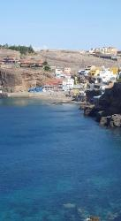 Alquier de Casa rural en Puerto de Sardina, Las Palmas para un máximo de 4 personas con 2 dormitorios