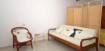Alquier de Ático en Tamaduste, Santa Cruz de Tenerife para un máximo de 4 personas con  1 dormitorio