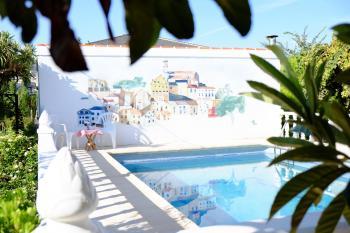 Alquier de Cabaña en Cehegín, Murcia para un máximo de 6 personas con 3 dormitorios