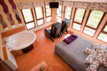 Alquier de Casa rural en Vilafranca,  para un máximo de 2 personas con  1 dormitorio