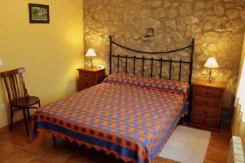 Alquier de Casa rural en Vistabella del Maestrazgo, Castellón para un máximo de 6 personas con 2 dormitorios