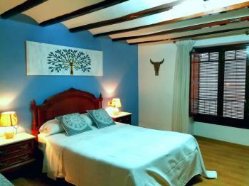 Alquier de Casa en Segorbe, Castellón para un máximo de 5 personas con 3 dormitorios